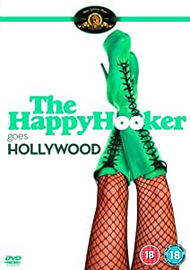 The Happy Hooker Goes To Hollywood [DVD]