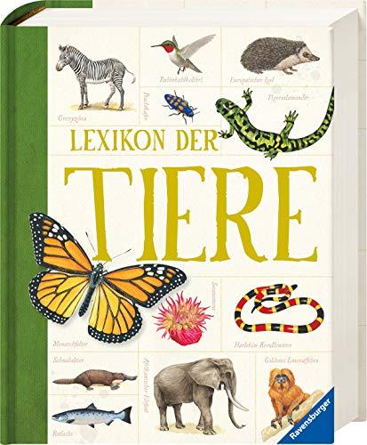 Lexikon der Tiere (Tier Lexikon Für Kinder)