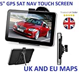 GPS-Navigationssystem für LKW, LKW, Coach, LKW, LKW, Navigator, Navi, 8 GB ROM