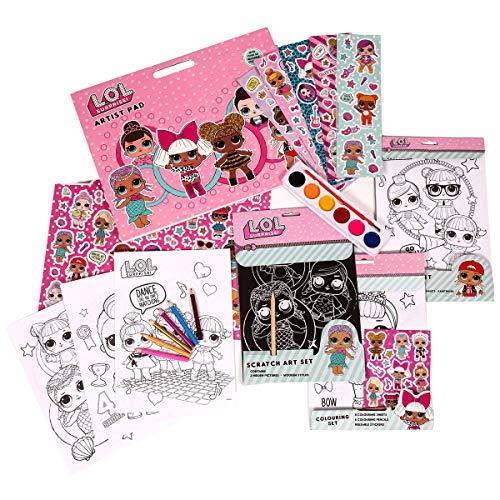 Lil Sisters – Series 4 – 1 Boule – Modèle Aléatoire MGA Entertainment 552154 cdd337e7225