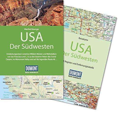 Preisvergleich Produktbild DuMont Reise-Handbuch Reiseführer USA, Der Südwesten: mit Extra-Reisekarte
