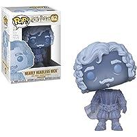 FunKo Pop! Harry Potter: Nearly Headless Nick (Translucent Blue)