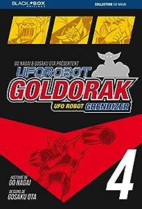 Goldorak : Ufo robo Grendizer Edition simple Tome 4