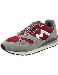 Karhu - Zapatillas de ante para hombre Rojo rojo 40.5
