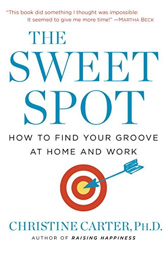 The Sweet Spot: How to Find Your Groove at Work and Home