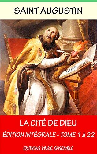 La Cité de Dieu  Edition Intégrale - Tome 1 à 22