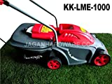 Kisan Kraft Lawn Mower Electric 1000 W Motor and 12Inch Blade