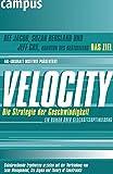 Velocity - Die Strategie der Geschwindigkeit: Ein Roman über Geschäftsoptimierung