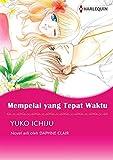 Mempelai yang Tepat Waktu : Komik Harlequin (Edisi Bahasa Indonesia) (English Edition)