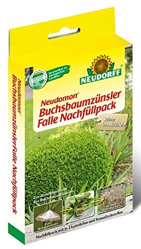 Buchsbaumzünsler Falle Neudomon Nachfüllpack