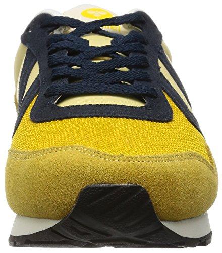 Hummel Reflex Nyhavn, Baskets Basses mixte adulte Gelb