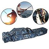 Kleine Fee Fang Angelrute Tragetasche Folding Canvas Wasserdichte Angelrute Werkzeuge...