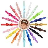 Haarband Baby 20 Stück Baby Fotografie-elastische Stirnband YHXX YLEN