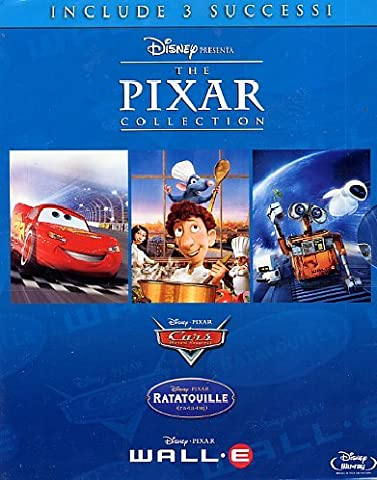 Pixar collection [Blu-ray] [Import