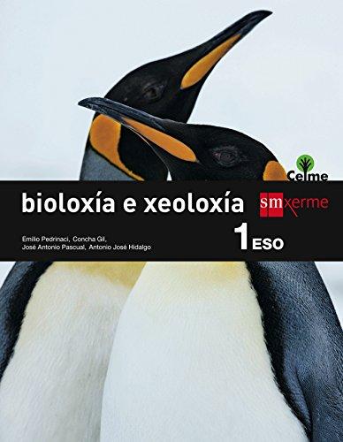 Bioloxía e xeoloxía. 1 ESO. Celme - 9788498545227 por Emilio Pedrinaci Rodríguez