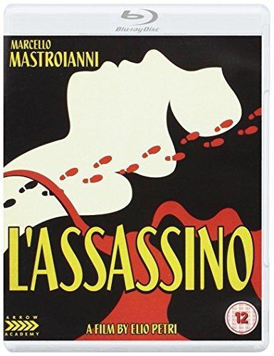 The Assassin ( L'assassino ) (Blu-Ray & DVD Combo) [ NON-USA FORMAT, Blu-Ray, Reg.B Import - United Kingdom ] by Marcello Mastr