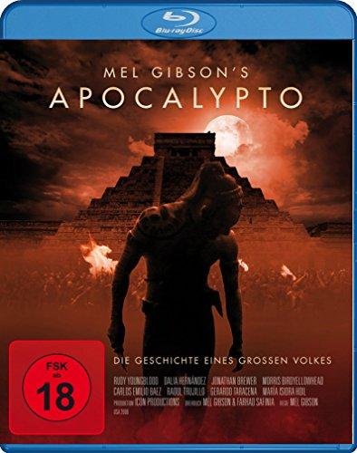 Apocalypto  (OmU) [Blu-ray]