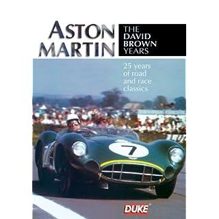 Aston Martin The David Brown Years [DVD]