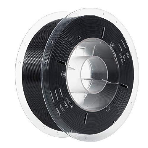 Comgrow Impresora 3D PLA Filamento 1.75mm 1KG Negro