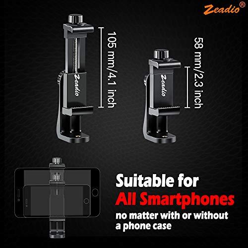 Zoom IMG-1 zeadio supporto per treppiedi smartphone