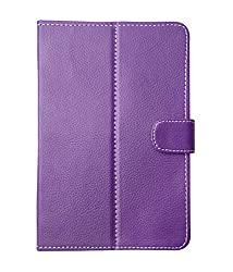 Fastway Flip Cover For Acer Iconia Talk S (A1-724)-Purple