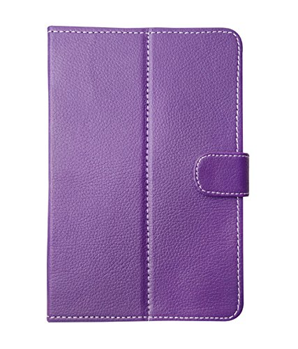 Fastway Flip Cover For Samsung Galaxy Tab 4 T231 Tablet( 8 GB, Wi-Fi+3G)-Purple  available at amazon for Rs.249