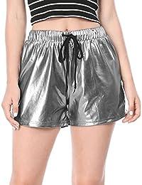 Kauf echt Neuankömmlinge Schnelle Lieferung Suchergebnis auf Amazon.de für: Kurze Hosen - Silber: Bekleidung