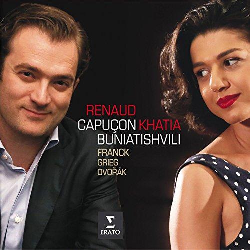 Franck, Grieg, Dvorák