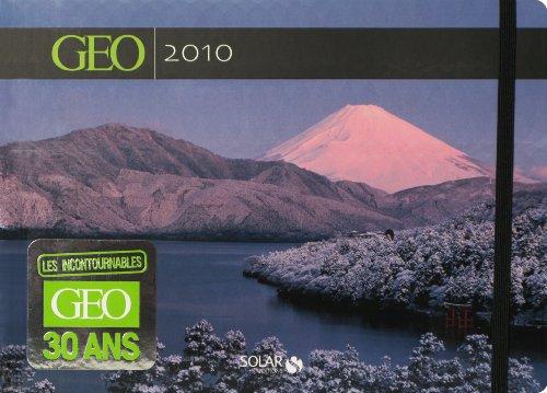 Agenda Géo 2010