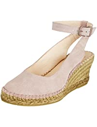 Amazon.it  Rosa - Espadrillas basse   Scarpe da donna  Scarpe e borse 5c10d0df714