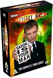 Doctor Who : Complete BBC Series 3 Box Set - Limited Edition Lenticular Master Sleeve (Exclusive to Amazon.co.uk) [DVD]