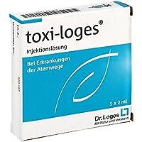 Toxi Loges Injektionslösung Ampullen 5X2 ml preisvergleich bei billige-tabletten.eu
