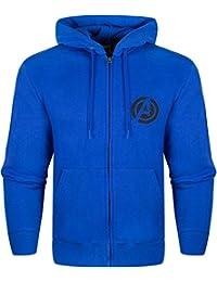Avengers de Marvel officiel 2 Ultron Full Zip Sweat à capuche