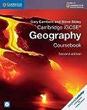 Cambridge IGCSE® Geography Coursebook with CD-ROM [Lingua inglese]