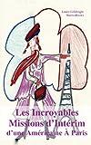 Les incroyables missions d'interim d'une Americaine a Paris...