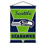NFL Seattle Seahawks Wand Banner, One size, Team Farbe