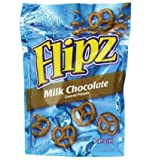 Flipz Pretzel Chocolate 5oz-141g x 6