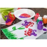 Enlarge toy image: Crayola Washable Kids Paint (Set of 10) -  preschool activity for young kids