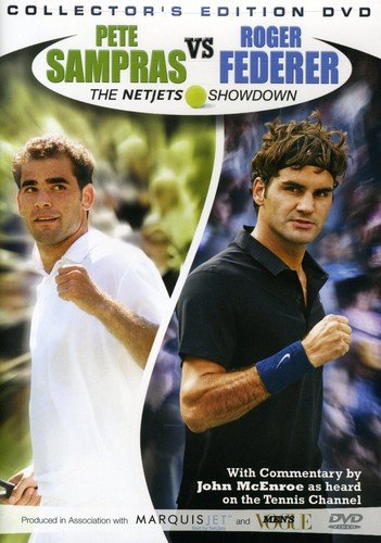 Sampras Vs Federer: The Netjets Showdown [Edizione: Stati Uniti]
