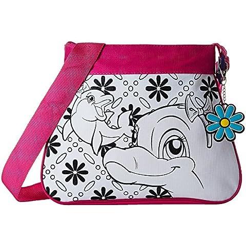 Wild Republic - Fashion Bag DIY Kit, diseño delfín/tiburón