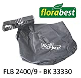 Florabest Aspirateur/souffleur Sac collecteur avec support FLB 2400/9Ian 33330Lidl Flora Best