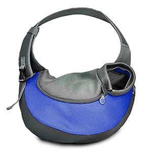 xueyan& Pet sac à dos de chien sac côté chat sac à dos de l'épaule réalisation