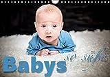 Babys - so süße (Wandkalender 2019 DIN A4 quer): Ein einzigartiger Babykalender der Freude macht (Monatskalender, 14 Seiten ) (CALVENDO Menschen)