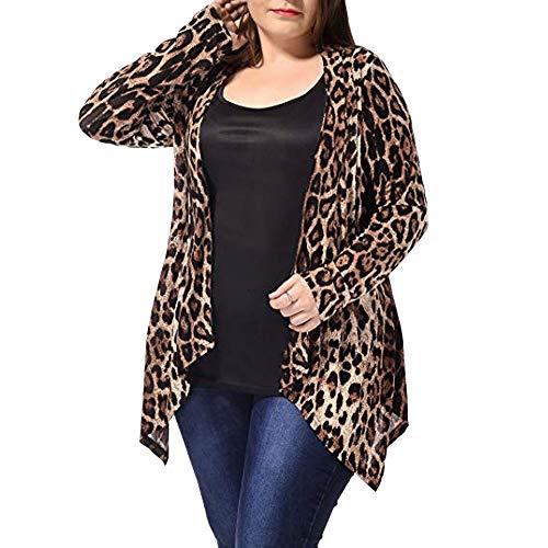 bde63321c Chaqueta de Leopardo para mujer: toda una evolución en el mundo de ...