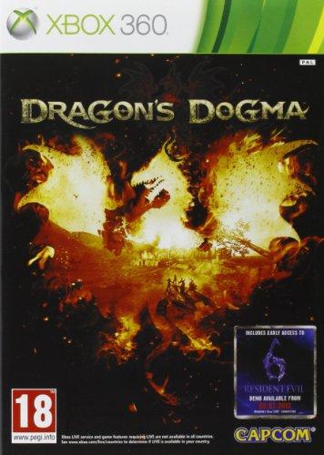 Dragon's Dogma inkl. Demo Resident Evil 6 - Dogma Xbox 360-dragon