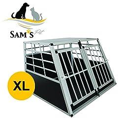 Alu Hundetransportbox XL