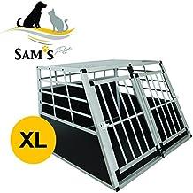 Aluminium Hundetransportbox Größe XL