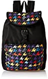 Fastrack 16.05 Ltrs Black Casual Backpack (A0674NBK01)