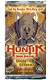 Huntik Booster Pack - Secrets and Seekers