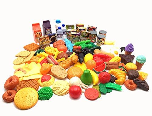 Tachan Pirámide alimenticia set de 120 piezas (CPA Toy Group 2056)